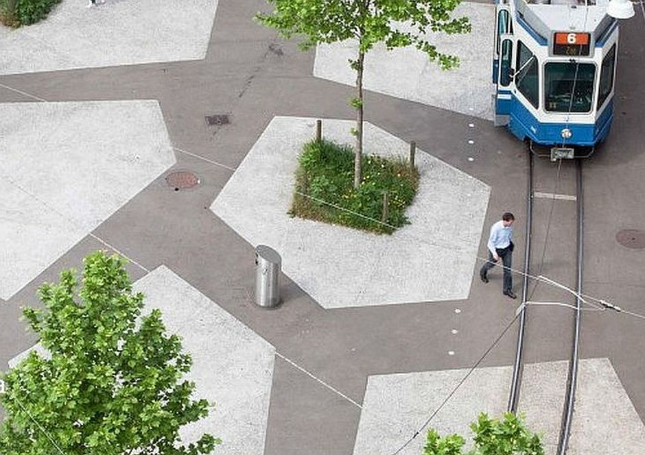 """Szwajcarska architektura krajobrazu na wystawie """"The Swiss Touch in Landscape Architecture"""""""
