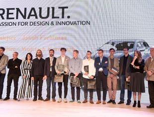 Student Politechniki Śląskiej zwycięzcą  konkursu RENAULT. PASSION FOR DESIGN & INNOVATION