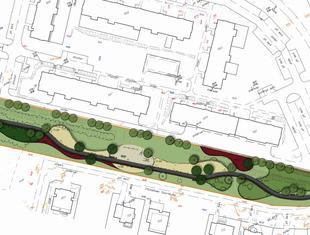 Słupskie kliny zieleni – nowe parki linearne w Słupsku [WIDEO]
